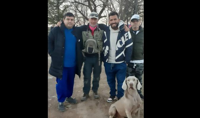 La parada infaltable: en su visita a Mendoza, Carlos Tevez pasó por el Valle de Uco