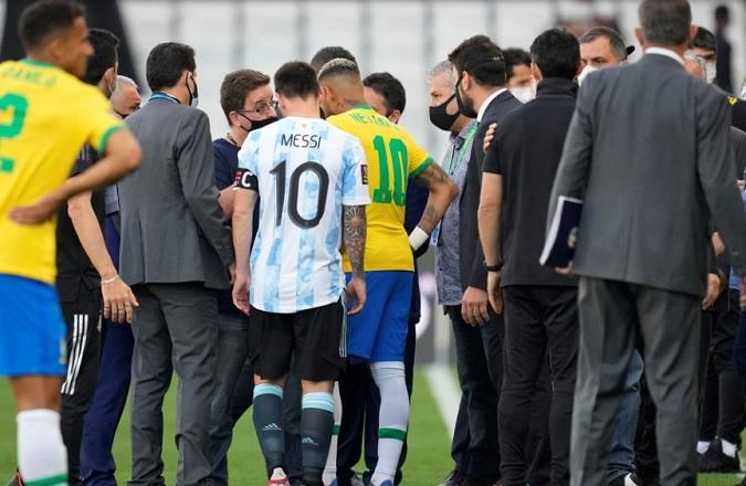 El comunicado de FIFA tras el bochorno en Brasil vs. Argentina