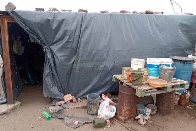 Caso de estafa en San Carlos: la jubilada y su hija viven muy mal y hacen una colecta para ayudarlas