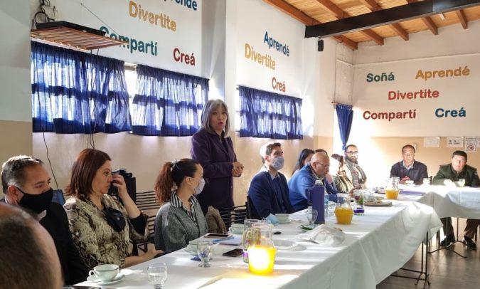 Tunuyán: el Concejo de Género del Valle de Uco tuvo su primer encuentro presencial