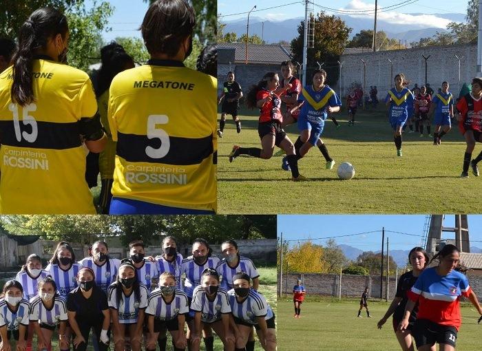 El fútbol femenino de San Carlos da otro gran paso y se mete a jugar los domingos
