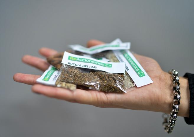 ProHuerta: las semillas en Tupungato se entregan en la Municipalidad
