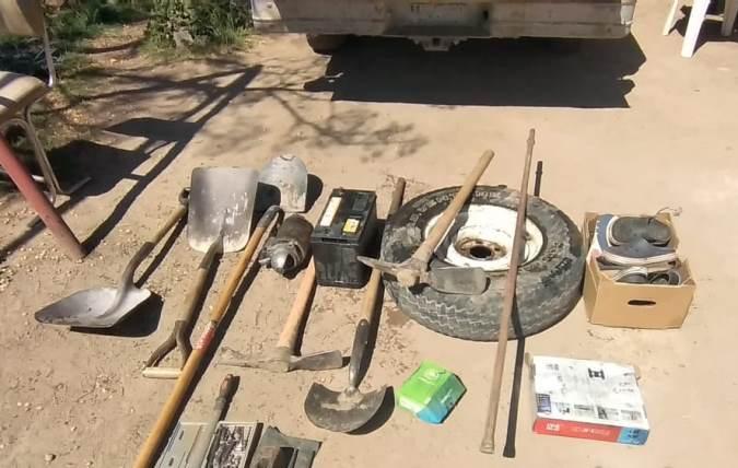 Menores habrían robado varios elementos en Tupungato: la Policía los recuperó