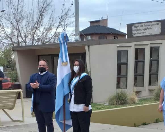 En diferentes actos, profesionales del Valle de Uco fueron homenajeados en el Día de la Sanidad