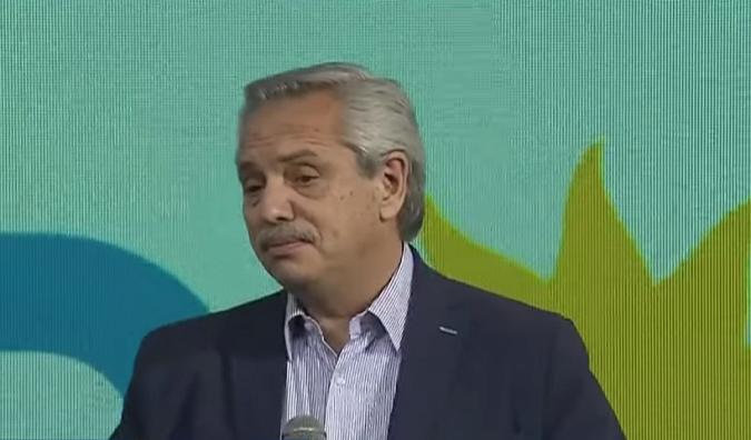 """Alberto Fernández, tras la derrota en las PASO: """"Evidentemente algo no hicimos bien"""""""