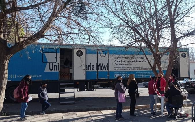 El Camión Ginecológico brinda atenciones esta semana en San Carlos