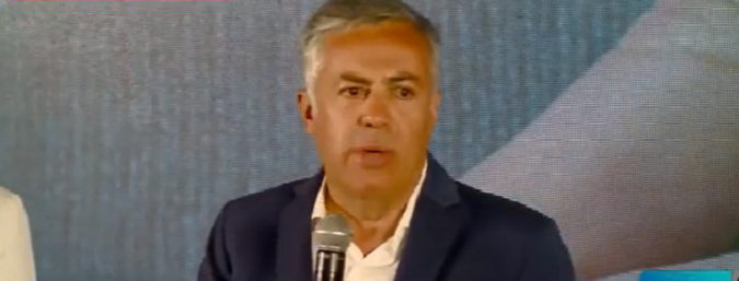 """Alfredo Cornejo: """" El Frente Cambia Mendoza es amplio ganador de las PASO"""""""