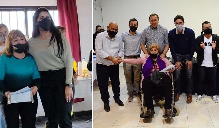 """El Valle de Uco tiene 60 nuevos jubilados: muchas mujeres accedieron por """"tareas de cuidado"""""""