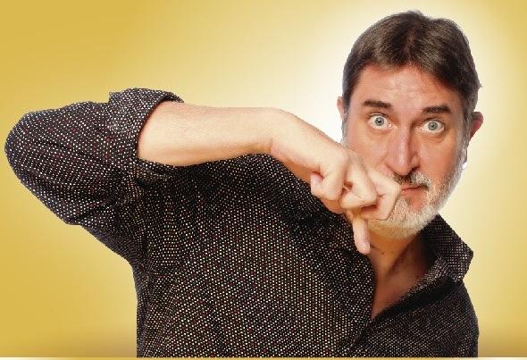 ¡Para morirse de risa! El Flaco Pailos dará un show en Tunuyán