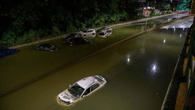 Huracán Ida: al menos 29 personas murieron como consecuencia de las inundaciones en Nueva York