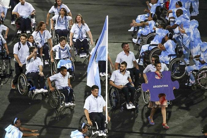 Juegos Paralímpicos: la delegación argentina se vuelve con nueve medallas y un balance positivo