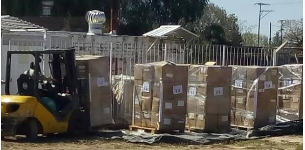 Iscamen secuestró y envió a destrucción 5.200 kilos de agroquímicos decomisados