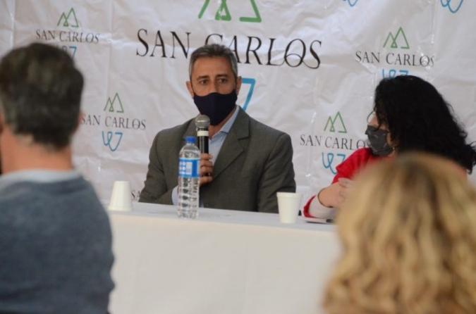 Ya está en marcha el polo TIC para el desarrollo económico y educativo en San Carlos