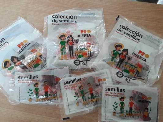 Capacitarán en huertas agroecológicas y entregarán kit de semillas en los distritos de San Carlos