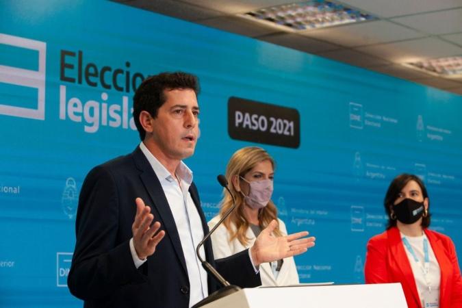 El Gobierno Nacional confirmó que los resultados oficiales de las PASO se conocerán a las 21