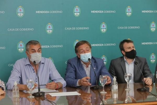 Mendoza Activa III: Suarez anunció el lanzamiento con nuevas líneas de financiamiento y un programa de viviendas