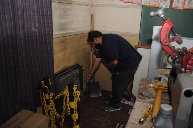 Se ejecutan otras 200 obras de calefacción en escuelas: dos de Tunuyán son beneficiadas