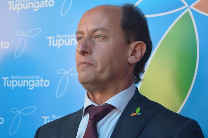 El intendente de Tupungato sufrió un problema de salud y será operado