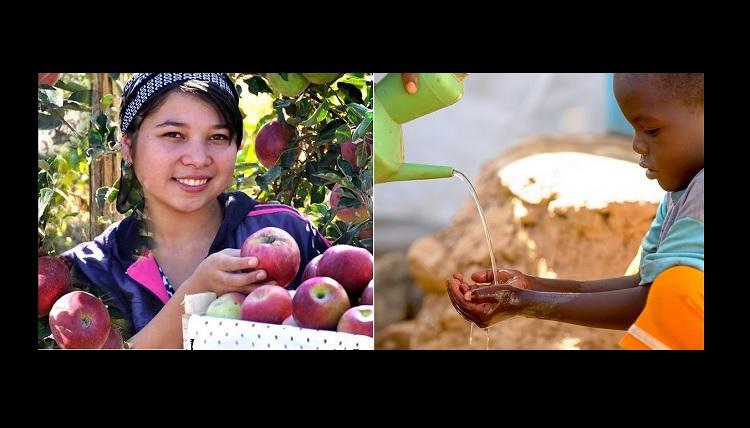 Hoy es el Día Mundial del Lavado de Manos y el Día Internacional de las Mujeres Rurales