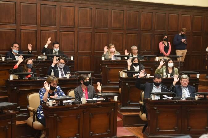 Diputados dio media sanción al Presupuesto provincial 2022 pero sin roll over: qué contempla