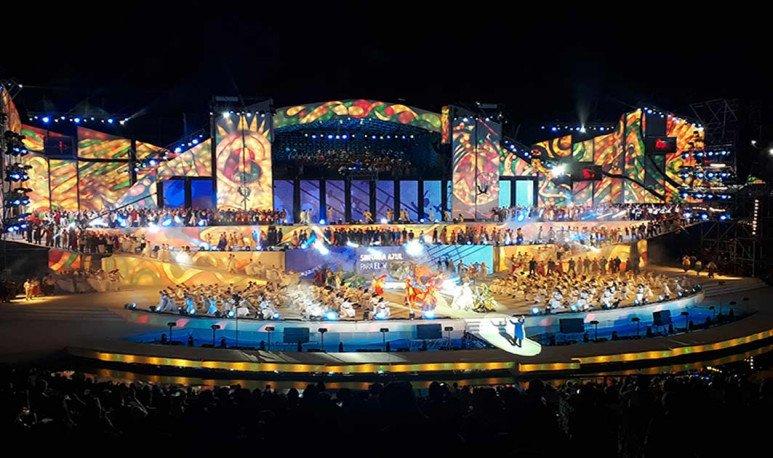 Vendimia 2022: el Gobierno acordó la contratación de más de mil artistas para la Fiesta