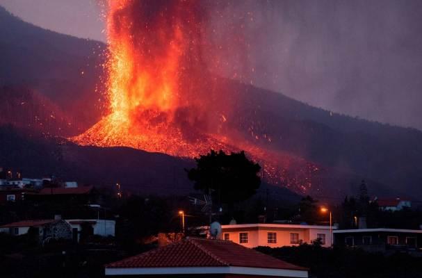 Volcán de La Palma: se registraron más temblores y aumenta el dióxido de azufre